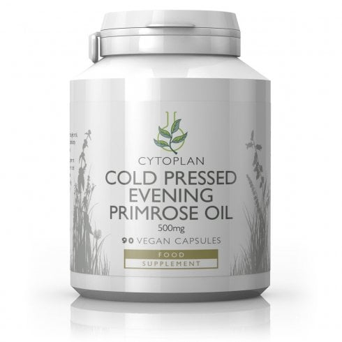Cytoplan Cold Pressed Evening Primrose Oil 90's