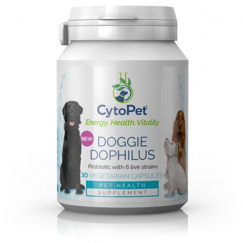 Cytoplan CytoPet Doggie Dophilus 30's