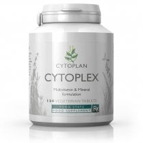 Cytoplex Multivitamin & Mineral Formulation 120's