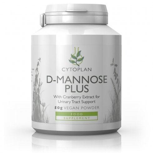 Cytoplan D-Mannose Plus 50g