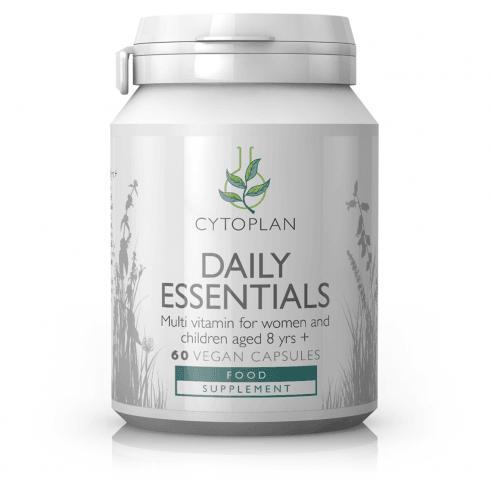 Cytoplan Daily Essentials 60's