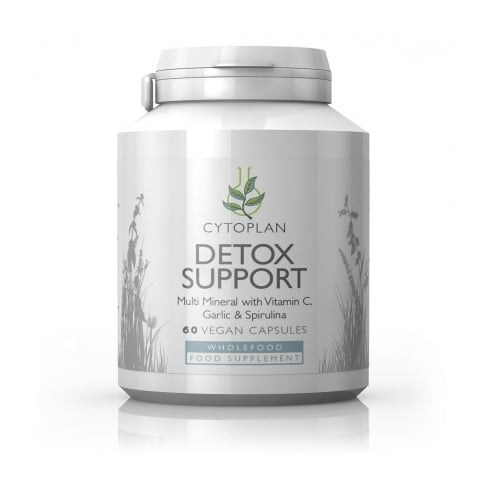 Cytoplan Detox Support 60's