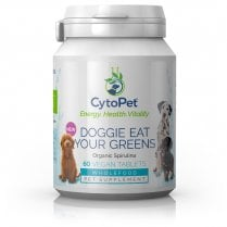 Cytoplan Doggie Eat Your Greens 60's