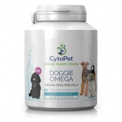 Cytoplan Doggie Omega 60's