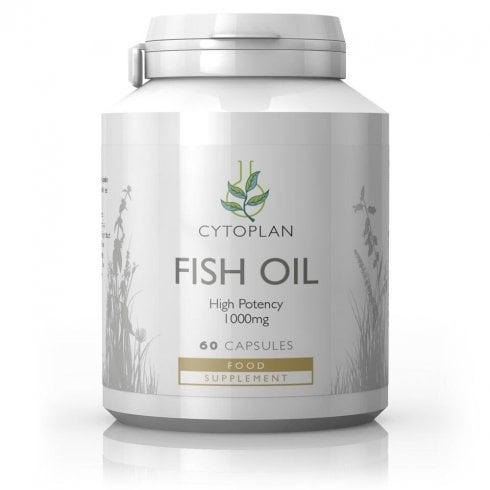Cytoplan Fish Oil  1000mg 60's
