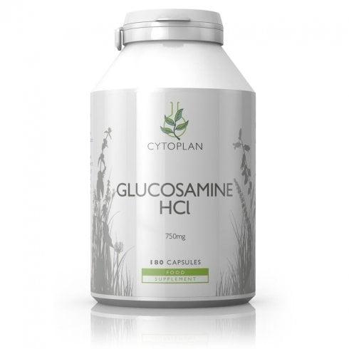 Cytoplan Glucosamine HCL 750mg 180's
