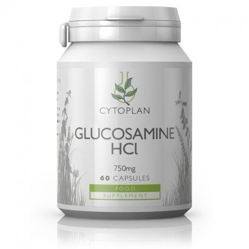 Cytoplan Glucosamine HCL 750mg  60's