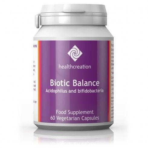 Cytoplan Health Creation Biotic Balance 60's
