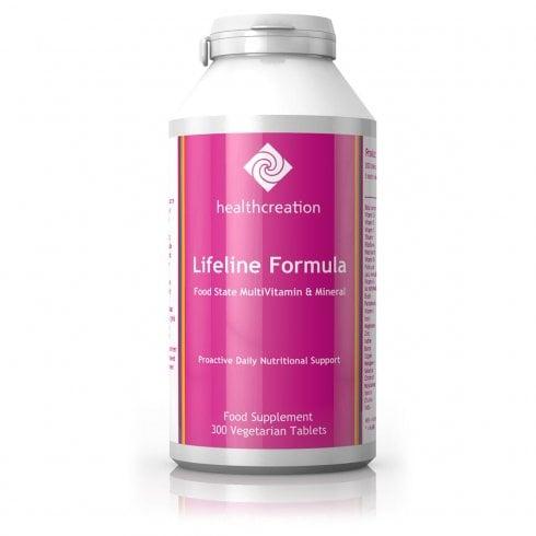 Cytoplan Health Creation Lifeline Formula 300's