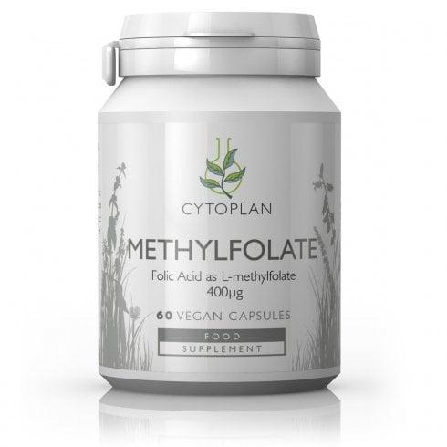 Cytoplan Methylfolate Folic Acid  60's