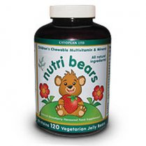 Nutri Bears Chewable Multivitamin & Mineral 90's