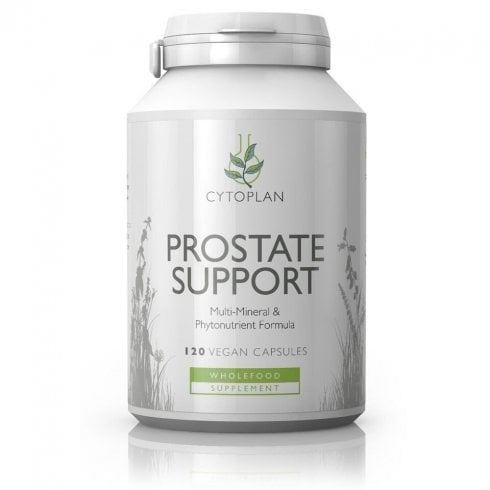 Cytoplan Prostate Support 120's