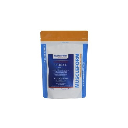 Muscle Form D-Ribose 1kg