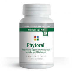 Phytocal Multimineral for Type AB 120's