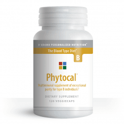 Phytocal Multimineral for Type B 120's