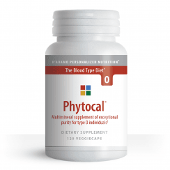 Phytocal Multimineral for Type O 120's