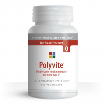 Polyvite Multivitamin Support for Type O 120's