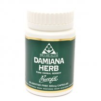Damiana Herb 300mg 60's