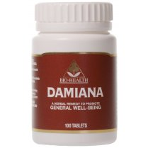 Damiana Tablets 100's