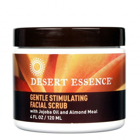 Desert Essence Gentle Stimulating Facial Scrub 118ml