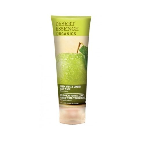 Desert Essence Green Apple & Ginger Body Wash 237ml
