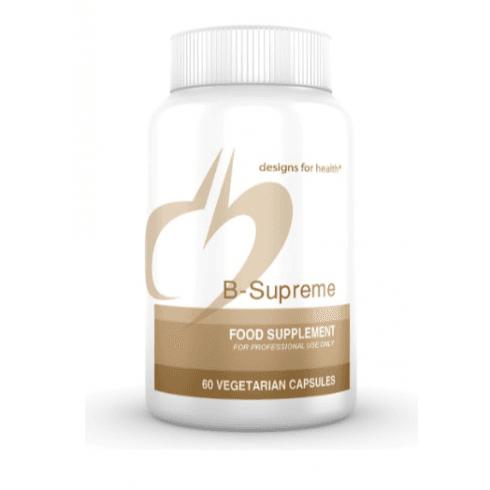 Designs For Health B-Supreme 60's