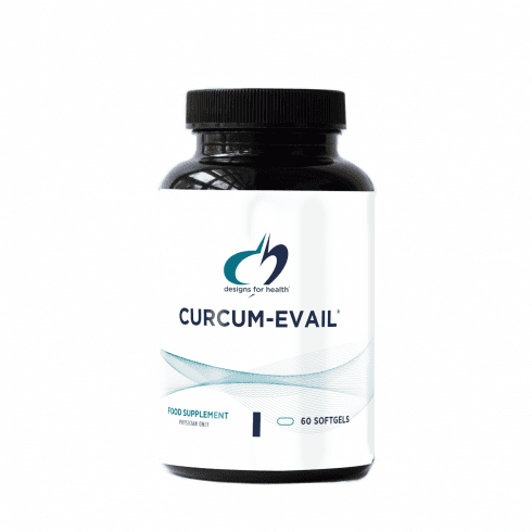 Designs For Health Curcum-Evail 60's