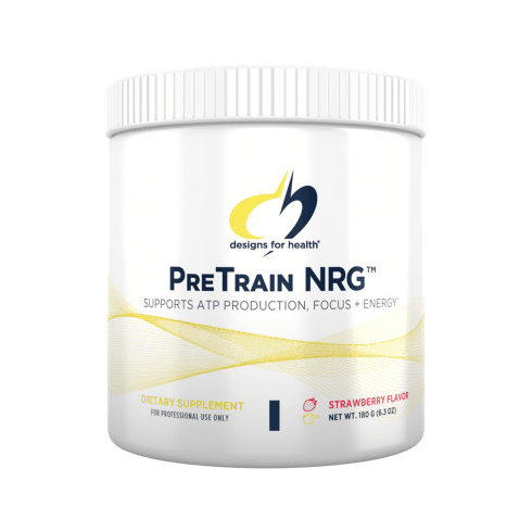 Designs For Health PreTrain NRG - 180g