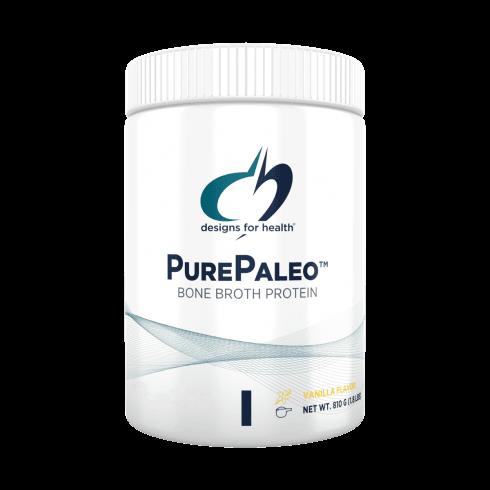 Designs For Health Pure Paleo Protein Vanilla 810g
