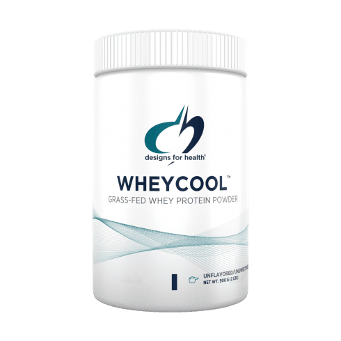 Designs For Health Whey Cool Unflavored and Unsweetened 900g
