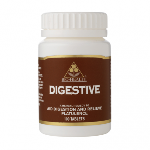 Bio-Health Digestive Tablets 100's