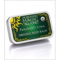 Body/Tattoo Balm Patchouli Lime 14g
