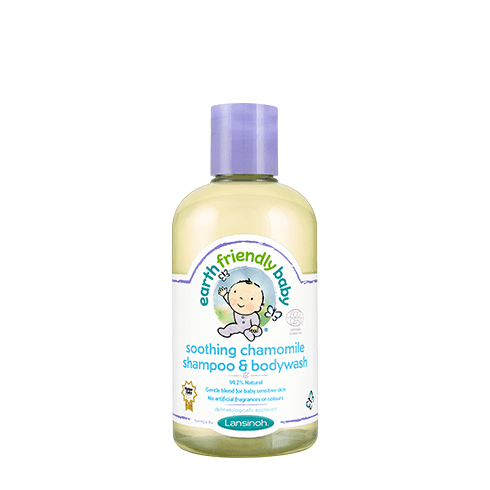 Earth Friendly Products Baby Soothing Chamomile Shampoo & Bodywash 250ml (Currently Unavailable)