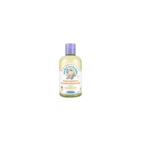 Earth Friendly Products Happy Mandarin Shampoo & Body Wash 250ml