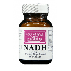 Ecological Formulas NADH 5mg - 120 Tablets