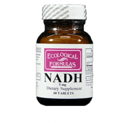 Ecological Formulas NADH 5mg - 60 Tablets