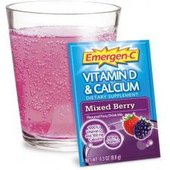 Emergen-C Bone Health Mixed Berry 30Sach