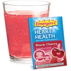 Emergen-C Heart Health-Black Sherry 30Sach