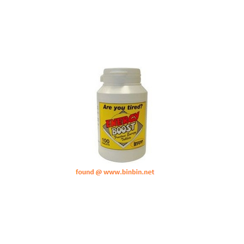 Lepicol Energy Boost (100 Tablets)
