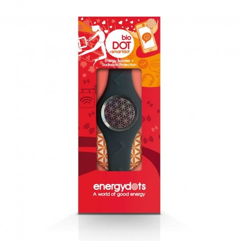 EnergyDOTs Bioband + smartDOT Grey Small 160mm