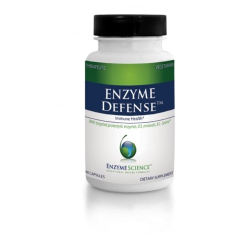 Enzyme Science Enzyme Defense Pro 60's