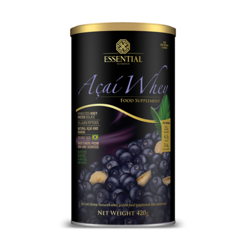 Essential Nutrition Acai Whey Protein Isolate 420g
