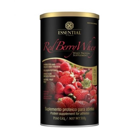 Essential Nutrition Red Berry Whey 510g