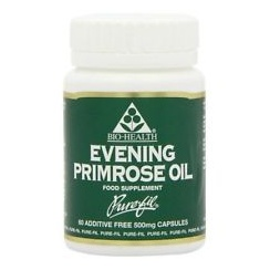Evening Primrose Oil 500mg 60's