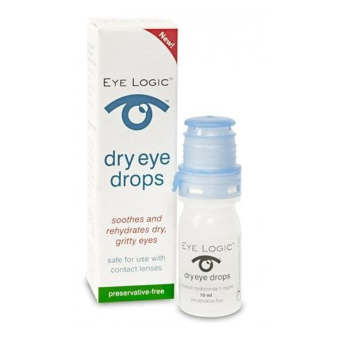 Eye Logic - Dry Eye Drops - 10ml
