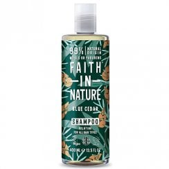 Blue Cedar Shampoo 400ml