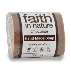 Chocolate Hand Made Soap 100g