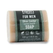 For Men Blue Cedar Soap 100g (Currently Unavailable)