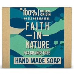 Fragrance Free Hand Made Soap 100g