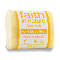 Grapefruit Hand Made Soap 100g